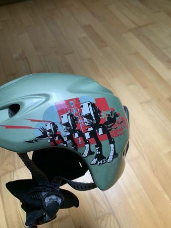 Kask narciarski xs