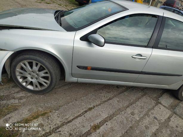 Renault Laguna II Drzwi prawy tył