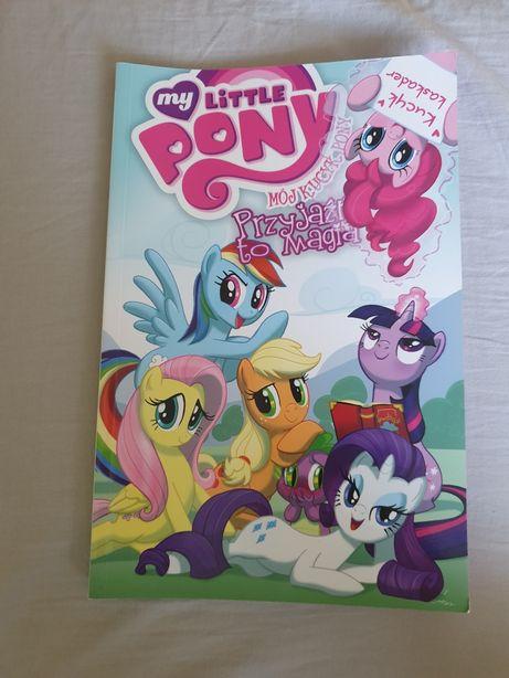 Komiks My Little pony przyjaźń to magia tom 2