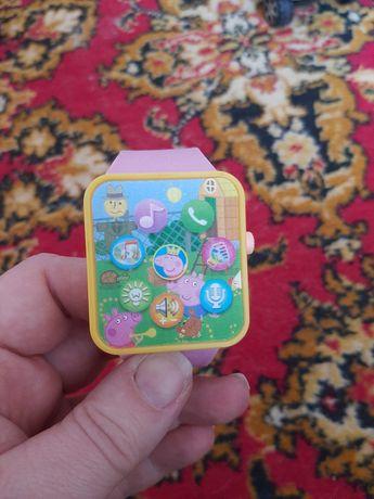 Интерактивные музыкальные часы для малышей