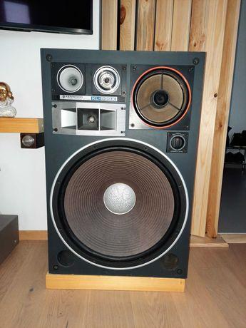 Kolumny Kenwood KL-999X głośniki vintage stereo 300W zadbane