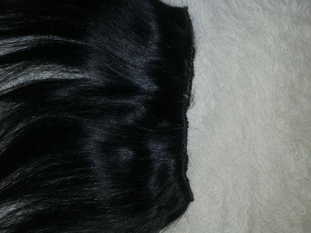 Тресс натуральный волос
