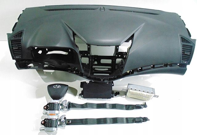 Hyundai i40 cintos airbags tablier