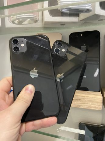 iPhone 11 128gb Black Neverlock Відмінний стан