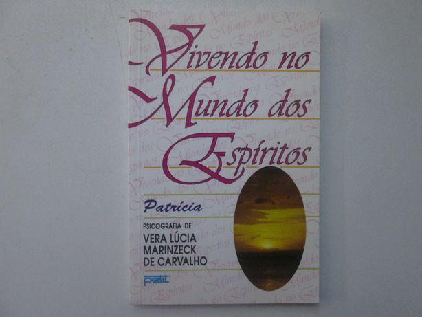 Vivendo no mundo dos espíritos- Vera Lúcia Marinzeck de Carvalho