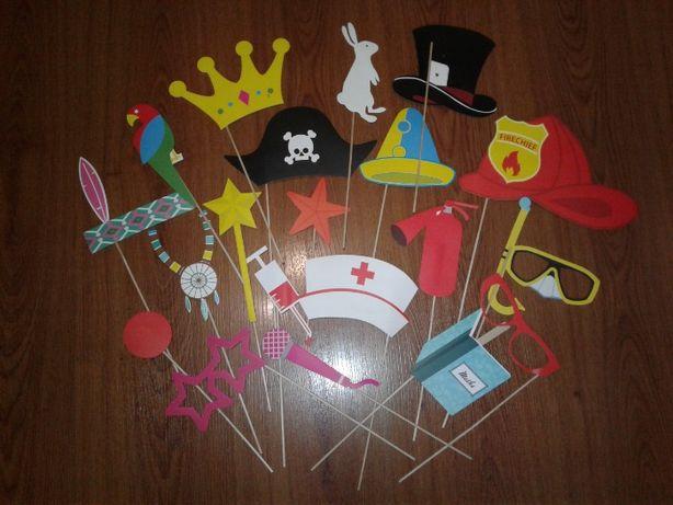 Набор для праздника карнавала 20 предметов