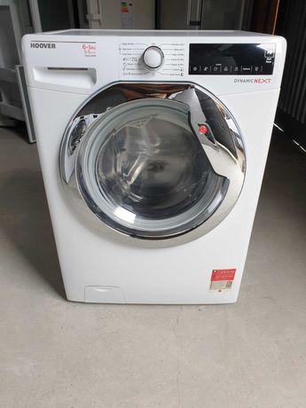 Узкая пральна/стиральная/машина Hoover 6/5 KG з Сушкою