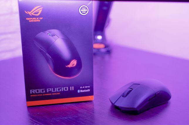 Asus Rog Pugio II ігрова игровая безпровідна беспроводная мышка мишка