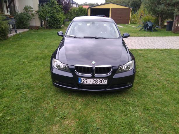 BMW e90 320d m47 163km