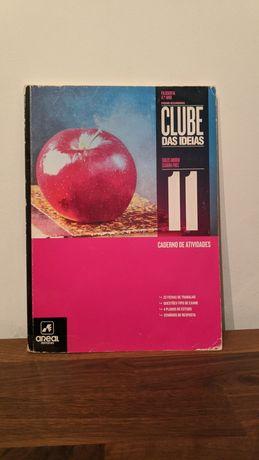 """Caderno de Atividades - """" Clube de Ideias """" Filosofia 11⁰ Ano"""