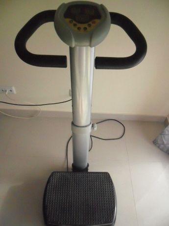 Plataforma vibratoria para exercicio fisicio