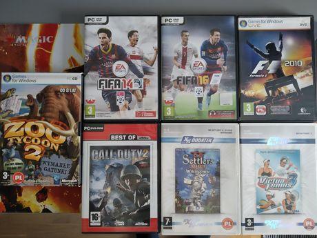 Gry na PC oraz PlayStation 2