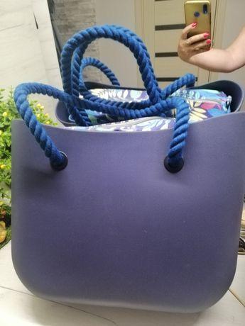 сумка женская вместительная .