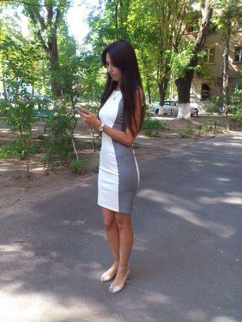 Шикарное платье утягивающее