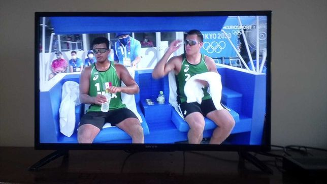 """TV LED 32"""" HD, com HDMI - Estado de nova - EXCELENTE PREÇO!!!"""