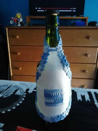 Aventais para garrafas