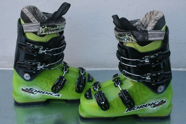 buty narciarskie juniorskie Nordica Patron Team rozmiar 42,5 (27,5 cm