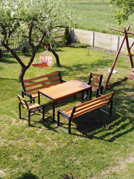 Zestaw mebli ogrodowych nowoczesnych Kolonia Lipiny - image 1