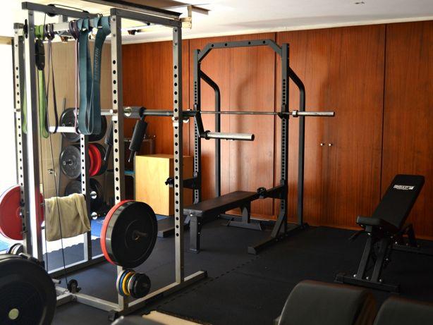 Personal trainer - espaço para treino individual