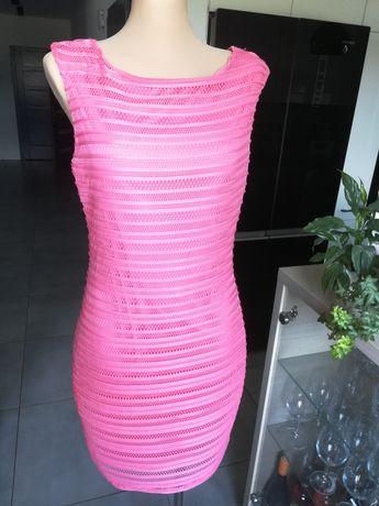 R.42 malinowa sukienka damska Lipsy London