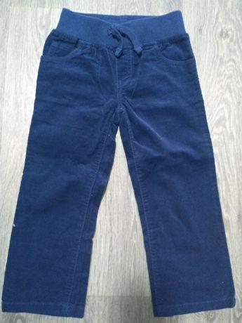 Вельветовые штаны crazy 8