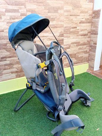 Mochila para transporte de bebes