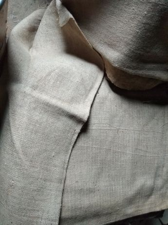 Мешки б/ у из ткани.