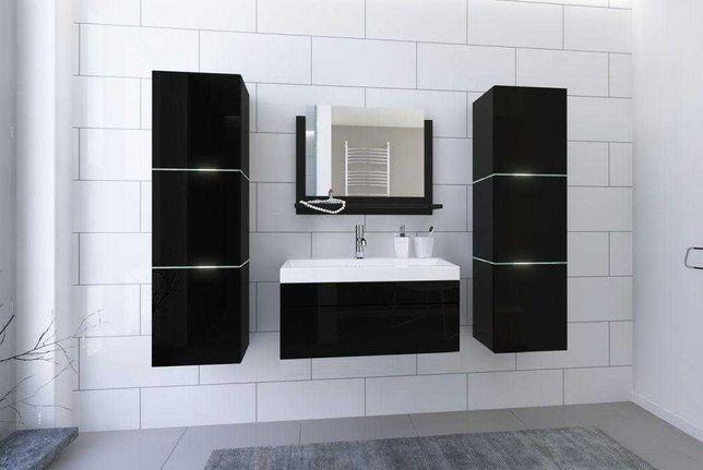 Atrakcyjne meble łazienkowe DEMO 2 komplet DOWÓZ GRATIS - Raty