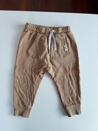 Spodnie h&m rozmiar 86