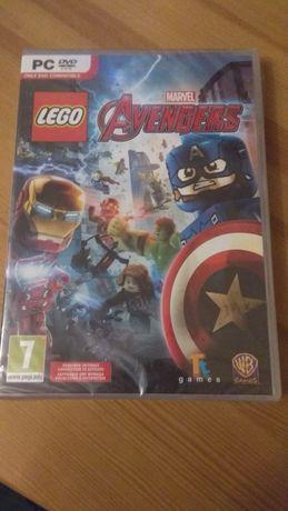 LEGO Avengers gra