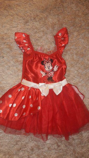 Sukienka z minnie