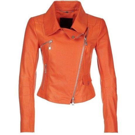 Кожаная куртка косуха Laurel