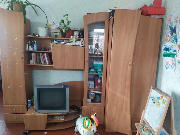 Стінка,  шкафа+ полка