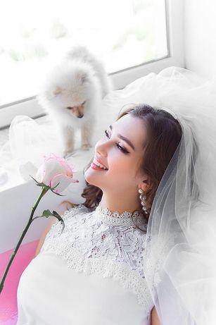 Свадебный стилист (макияж, прическа)
