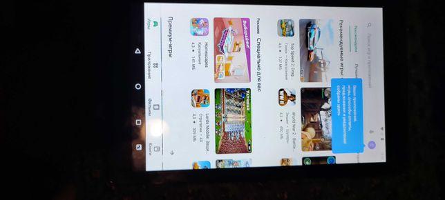 Продаю планшет Nomi Ultra LTE