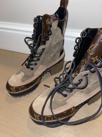 Ботинки Louis Vuitton, 36 размер