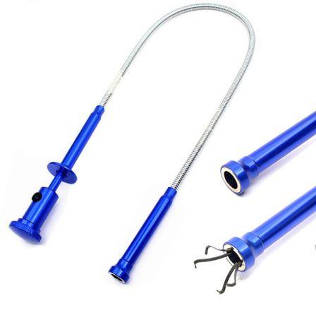 Garra e imã multi função com cabo flexivel