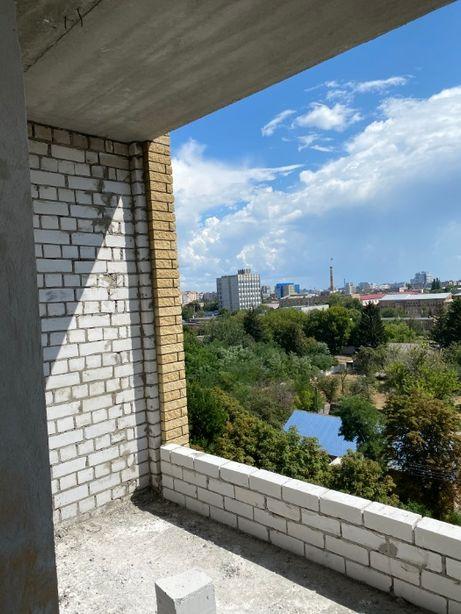 2к. квартира в новому комплексі в центрі міста