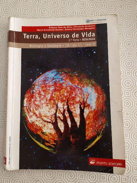 Terra, Universo de Vida - Biologia e Geologia 10º ou 11º (ano 1)