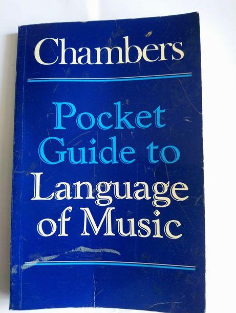 Книга на англійській мові Chambers Pocket Guide to Language of Music