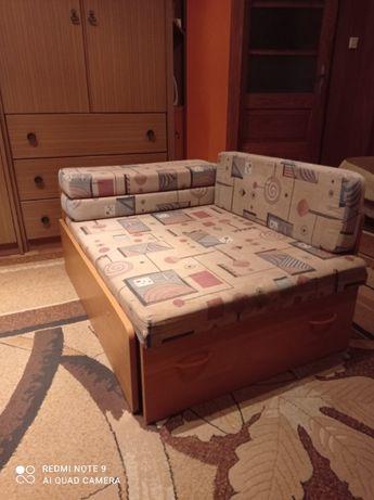 fotel rozkładany 2 sztuki