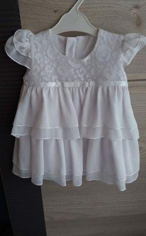 Sukienka Chrzest rozmiar 62