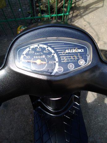 Suzuki Lets 4мопед