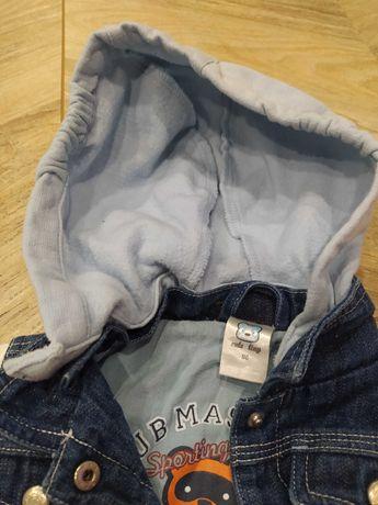 Bluza z odpinanym kapturem