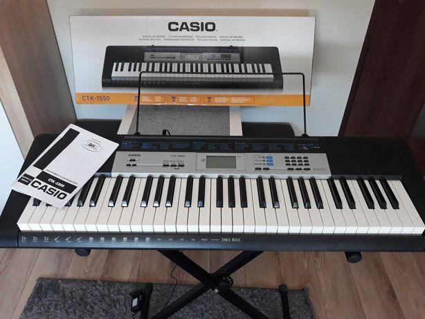 keyboard pianino CASIO CTK-1550