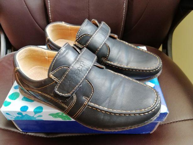 Buty chłopięce 35 Komunia