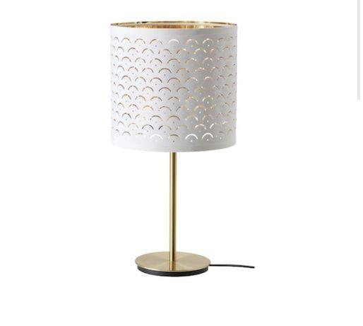 Candeeiro de mesa Ikea Branco