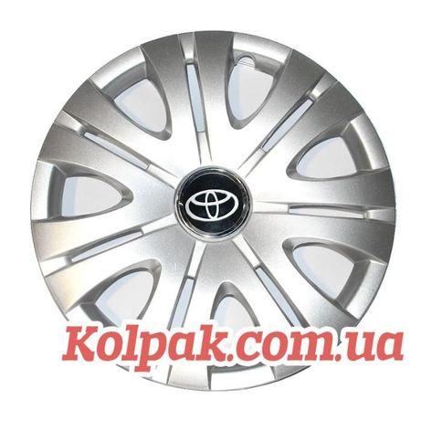 КОЛПАКИ КОВПАКИ на колеса диски Тойоту Toyota R14 R15 R16 под оригинал