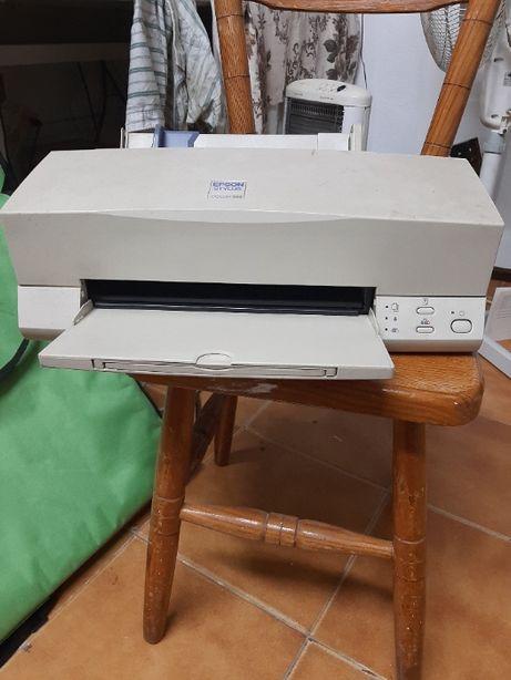 Impressora Epson Stylus 440,Impressora HP,Fax Oki Okifax 740.
