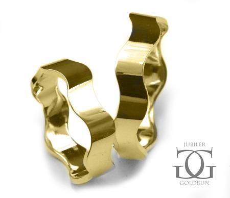 Obrączki złote p.585- Salon Jubilerski Goldrun M1 Zabrze Zabrze - image 1